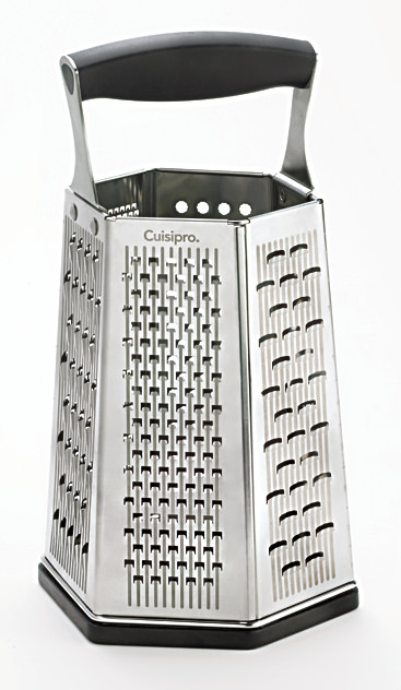 Cuisipro 7-in-1 Turmreibe