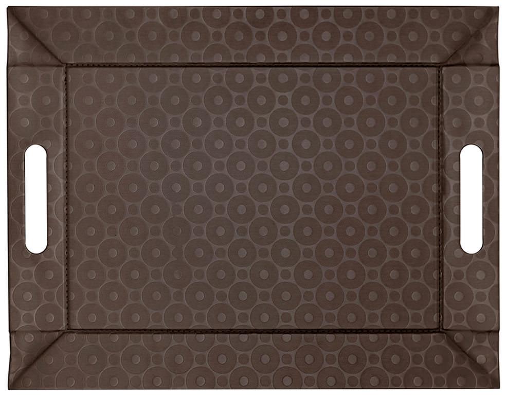 Freeform Wendetablett Schokolade / Schwarz 45 x 35 cm