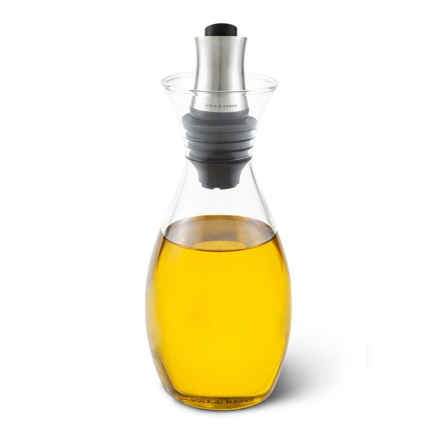 Cole & Mason Öl- oder Essig Flasche mit einstellbarem Ausgießer