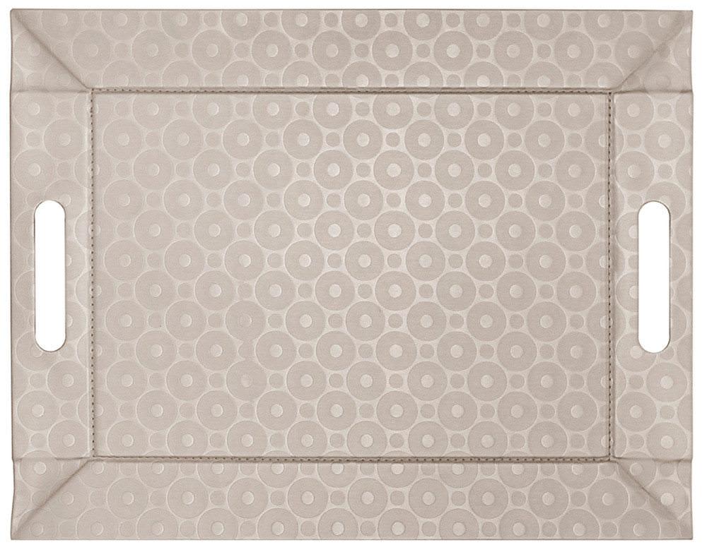 Freeform Wendetablett Champagner / Schwarz 45 x 35 cm