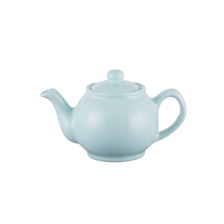 Price & Kensington Teekanne pastell blau 2 Tassen