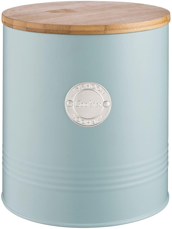 Typhoon Living Collection Keksdose, pastellblau, 3,4 Liter
