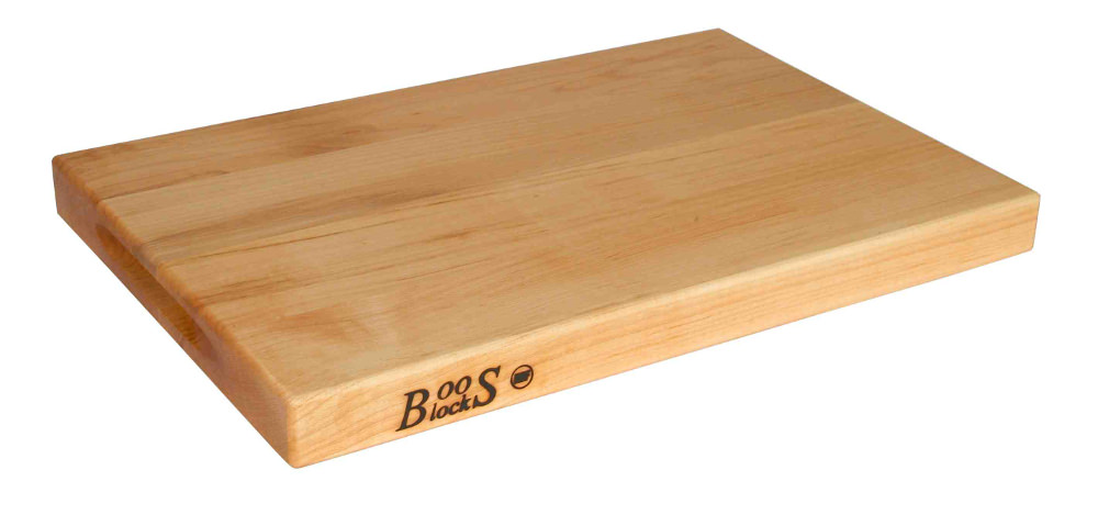 Boos Blocks 4 cm Schneidbrett Pro R Ahorn Hartholz 46 x 31 x 4 cm / 4,5 kg