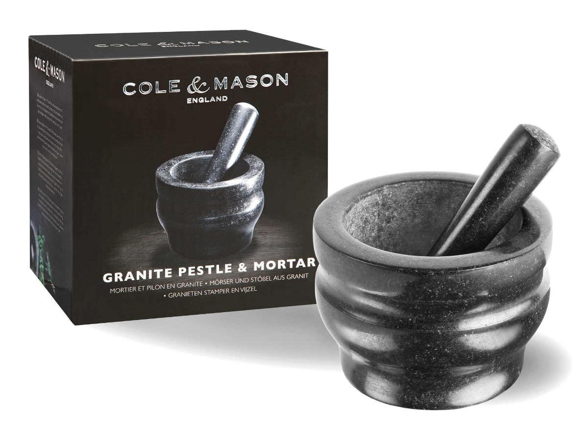 Cole & Mason Mörser Granit 18 cm