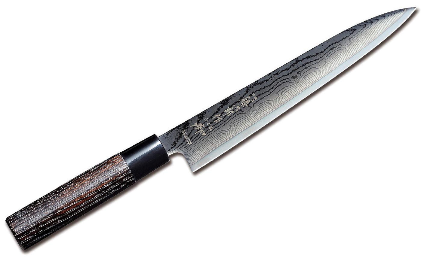Tojiro Filetiermesser Sippu Black 210mm