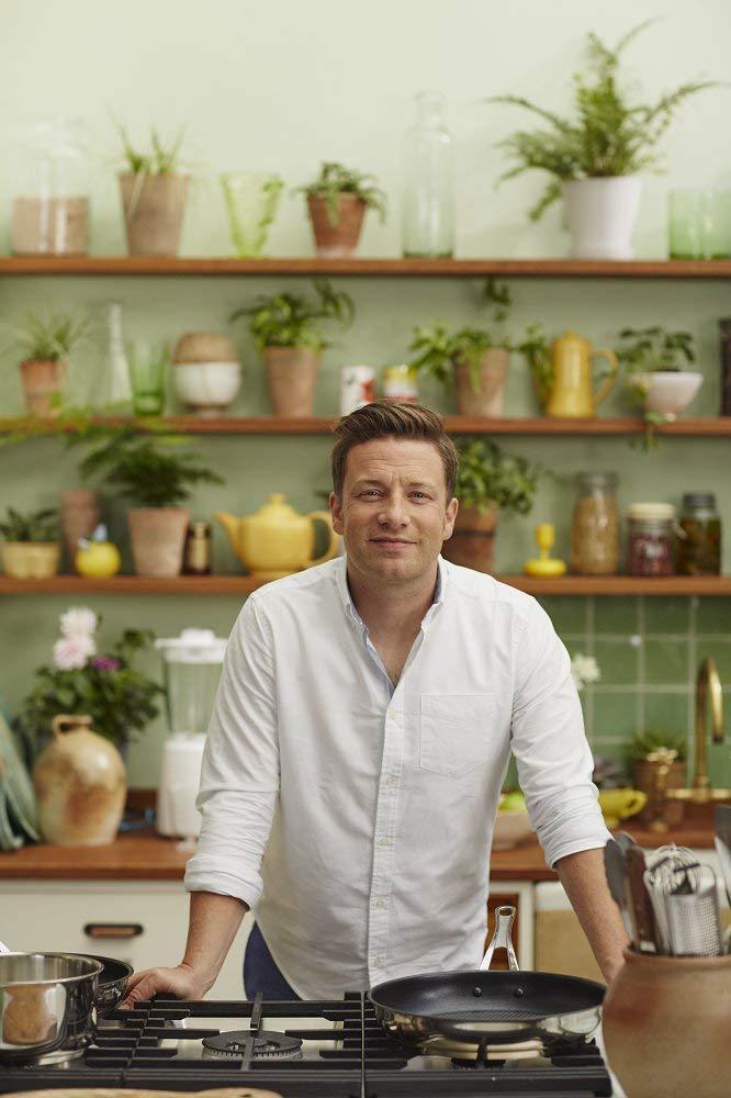 Jamie Oliver Stößel und Mörser groß, Granit, Ø 20 cm