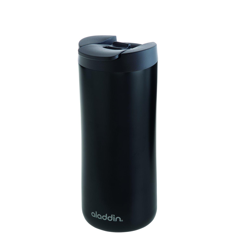 aladdin Leak-Lock Thermavac™ Edelstahl-Becher 0.35L, Schwarz