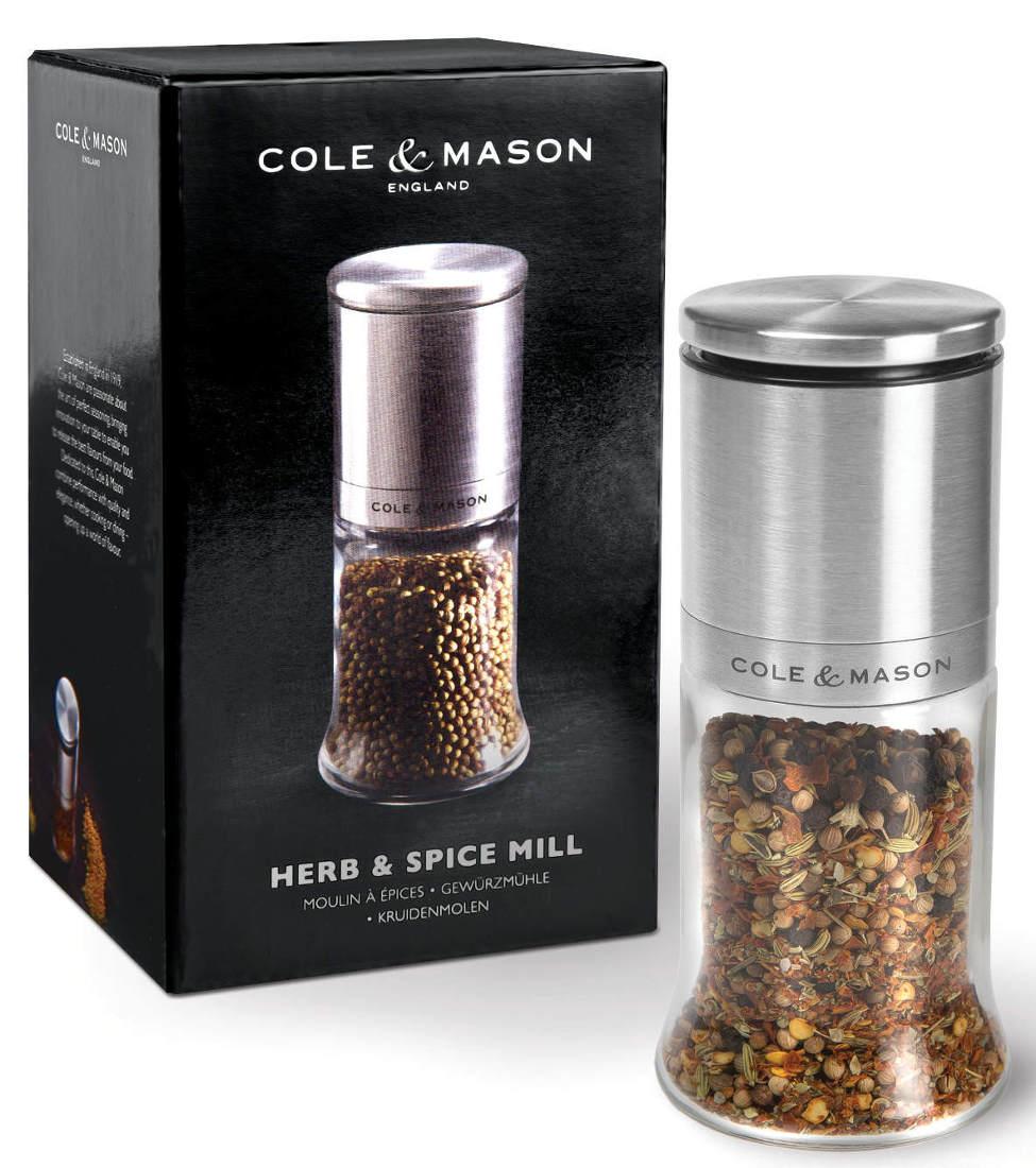 Cole & Mason Kräuter- & Gewürzmühle