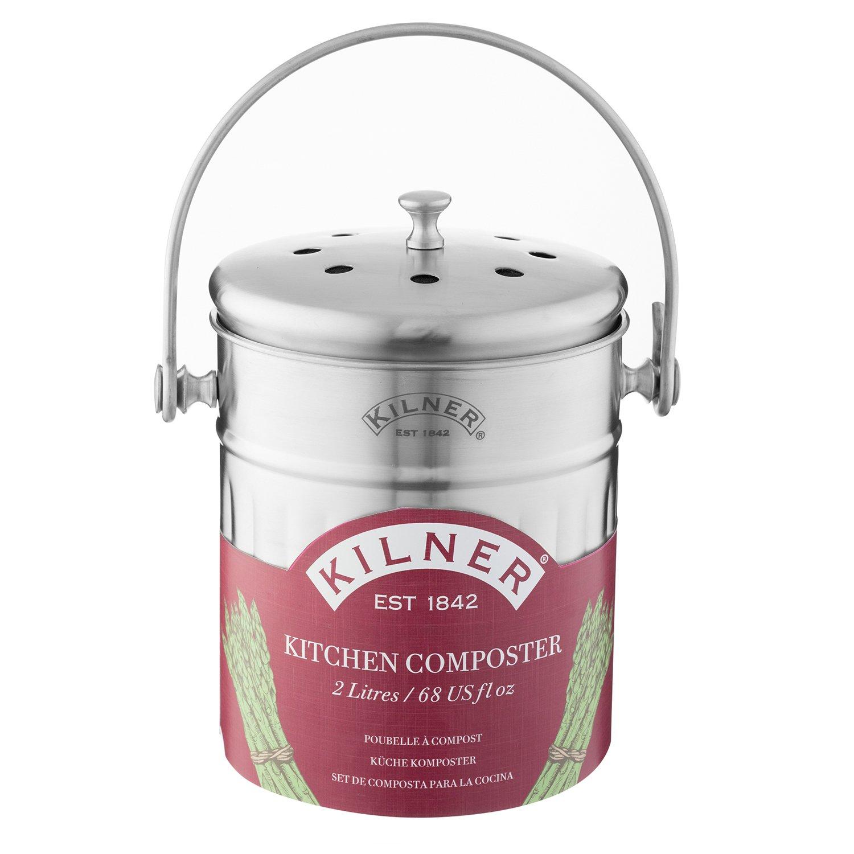 Kilner Küchen Komposter 2 Liter