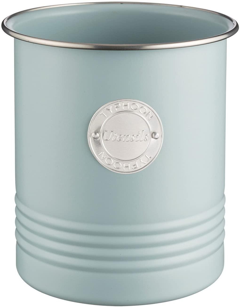 Typhoon Living Collection Utensilienbehälter, pastellblau, 1,7 Liter