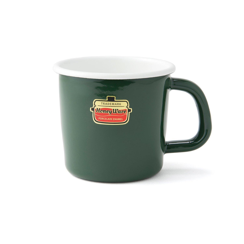 Honey Ware Kaffee- und Campingtasse grün, 250 ml