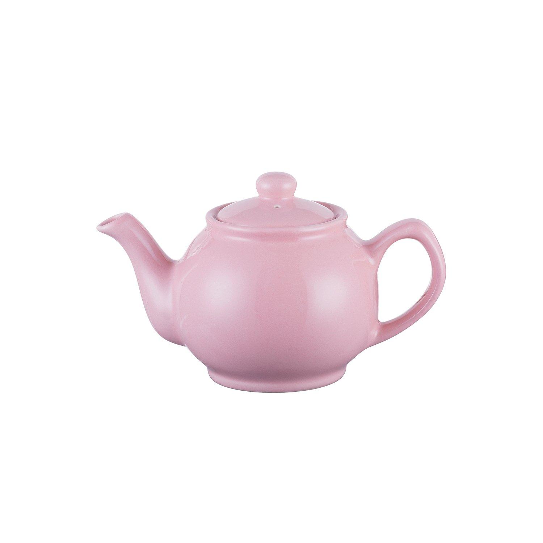 Price & Kensington Teekanne pastell pink 2 Tassen